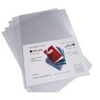 Binding Sheet A4 PVC Atlas