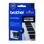 Brother LC57 Black Ink Cartridge - LC57BK