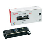 Canon 701 Black Toner Cartridge - 9287A003AA
