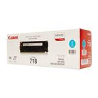 Canon 718 Cyan Toner Cartridge - 2661B002