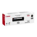 Canon 731 Black Toner Cartridge - 6272B002