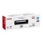 Canon 731 Cyan Toner Cartridge - 6271B002