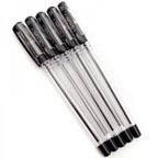 Cello Pen Fine Grip, 12/box, Black
