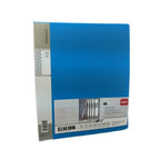 Deli Clear Display Book 10 Pockets