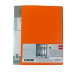 Deli Clear Display Book  40 Pockets