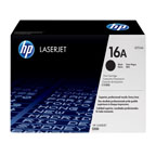 HP 16A Black Toner Cartridge - Q7516A