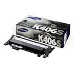 Samsung CLT-K406S Black Toner Cartridge