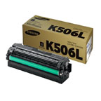 Samsung CLT-K506L Black Toner Cartridge